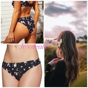 🌸 minkpink floral anise bikini bottoms 🌸